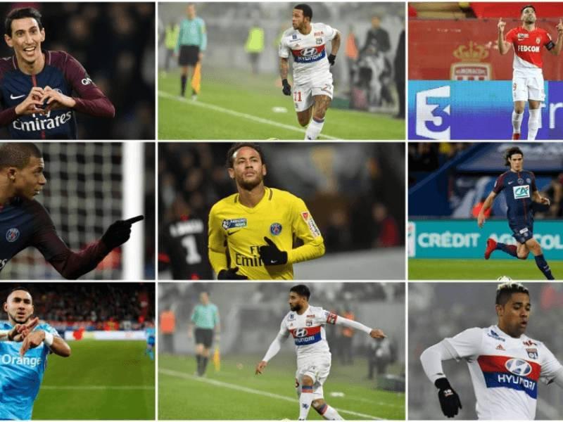 10 futbollistët më të paguar të Ligue 1