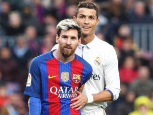 13 fakte që e bëjnë CR7 më të mirë sesa Messi