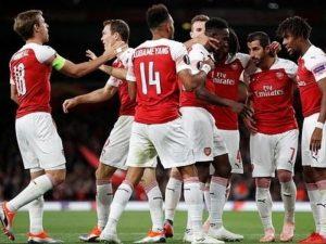 """Arsenali """"i lehtë"""" përsëri nuk e llogarit Vorsklan (VIDEO)"""