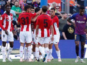 Barça ngec sërish, Messi shmang humbjen ndaj Bilbaos (video)