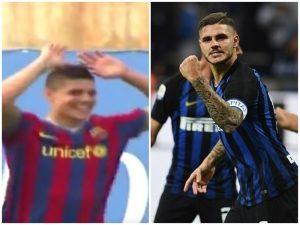 "Barcelona ""qan"" Icardin, kujton golat e tij si blaugrana / VIDEO"
