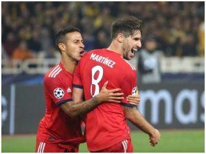 """Bayern """"djersin"""" por e zgjidh për dy minuta kundër AEK / VIDEO"""