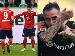 Bayern rikthehet më në fund të fitorja, por Dortmundi nuk gabon (VIDEO)