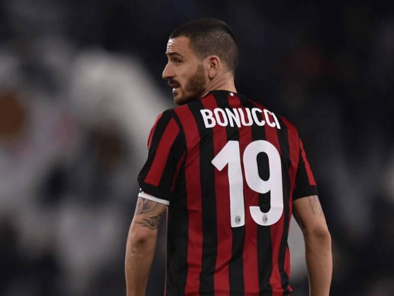 Bonucci kërkohet në Angli, çfarë do të bëjë Milani?