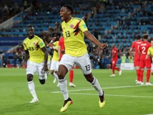 Botërori 2018/ Kolumbia barazon në fund, shtanget Anglia