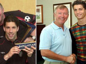 CR7 shkak për largimin e Ruud van Nistelrooy nga Manchester United?