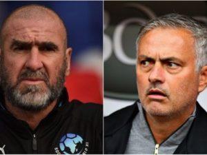 Cantona nuk kursehet me Mourinhon: Nuk bën për United