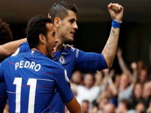 Chelsea, Morata thumbon Conte-n: Sarri më vlerëson