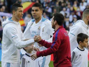 'Cristiano dhe Messi janë shembuj për mua'