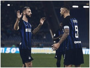 Dopio Icardi dhe Brozovic, Interi vë për fund Lazion (VIDEO)