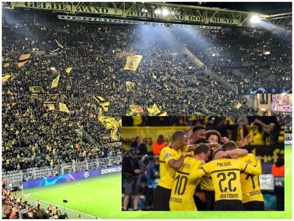 Dortmund i papërmbajtshëm, shkatërrohet Atletico / VIDEO