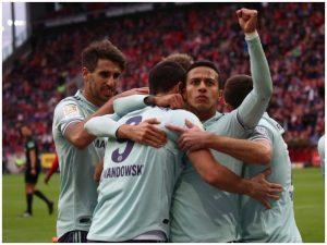 Dortmund ngec në shtëpi, Bayern vetëm dy pikë larg (VIDEO)