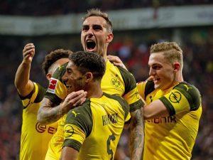 Dortmund përmbys Leverkusen dhe merr vendin e parë (video)