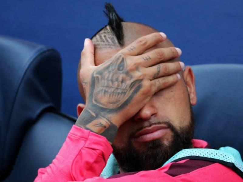 Drejtuesi i Barcelonës: Vidal ka treguar mungesë respekti ndaj shokëve