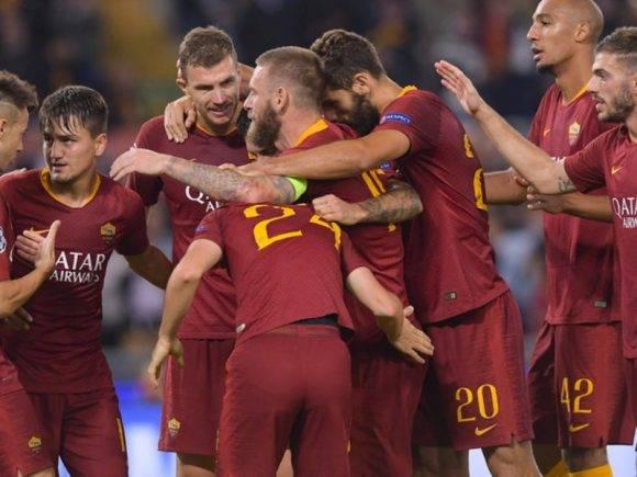 Dzeko i papërmbajtshëm, Roma shkatërron CSKA (video)