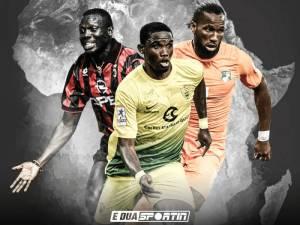 Eto'o, Weah e Drogba me shokë: 10 futbollistët më të mëdhenj të Afrikës!