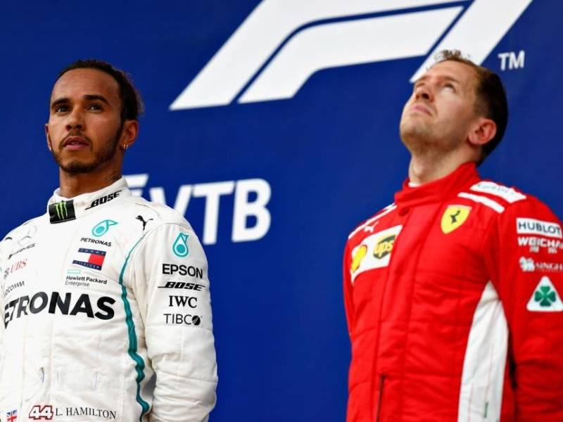 F1 | Vettel fiton mbështetjen e 'armikut' Hamilton