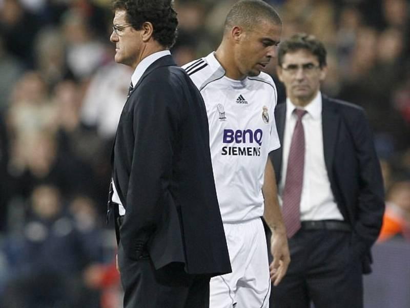 Fabio Capello: Ronaldo? Lojtari më i fortë, por e përjashtova nga Real