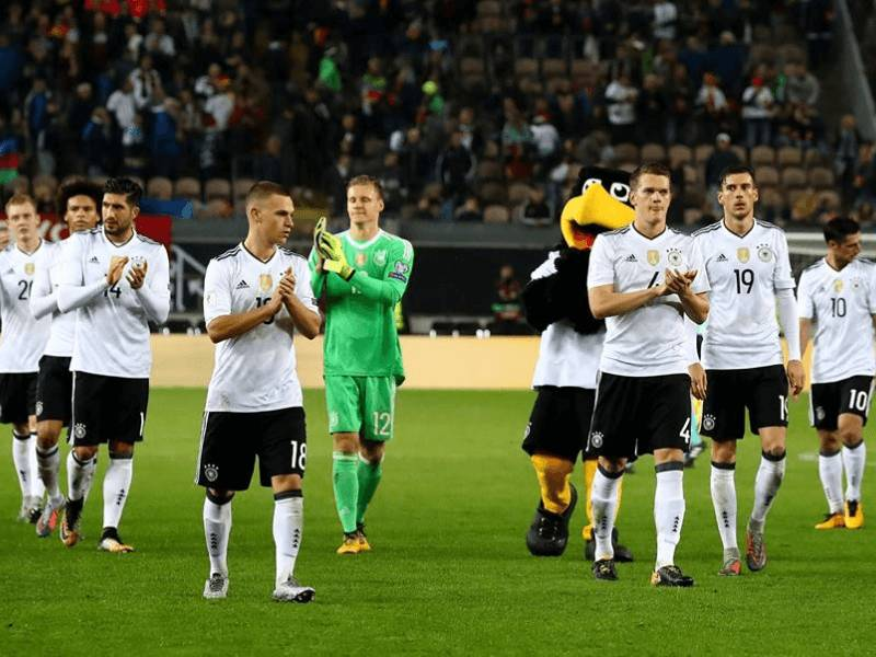 Federata e Gjermanisë mijëra euro shpërblim për futbollistët