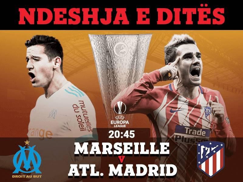 Finalja e kupës së vogël / Marseille për të bërë historinë, por Atletico mbetet favorit
