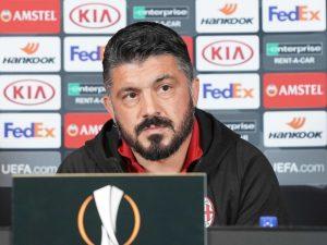 Gattuso u përgjigjet kritikëve që e duan larg Milanit
