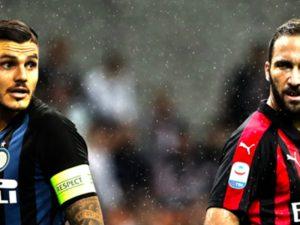 Inter-Milan; ja formacionet e mundshme, Higuain mund të futet në histori