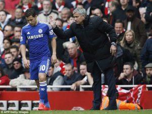 Jose Mourinho nuk i priste këto fjalë nga Eden Hazard