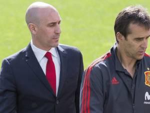 Julien Lopetegui shkarkohet nga detyra e trajnerit të Spanjës