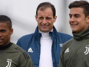 """Juventus """"injoron"""" kampionatin, Dybala lihet pushim në prag të sfidës ndaj Manchester United"""