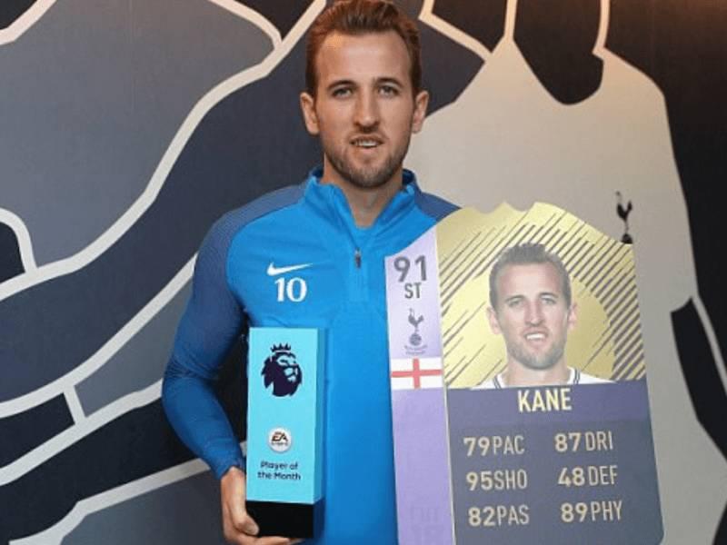 "Kane shpallet ""Lojtari i Muajit"", barazon rekordin e Gerrard"