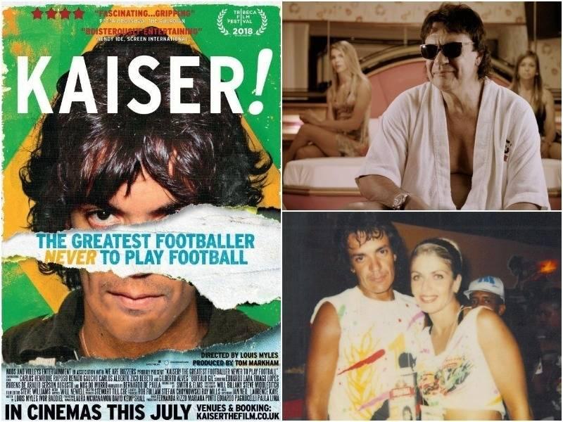 Kayzer: Futbollisti më i madh që nuk ka luajtur kurrë futboll (FOTO)