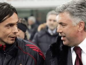 Këto janë ish-yjet e Milan që u bënë trajnerë nga Ancelotti