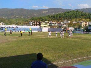 Laçi i pamposhtur, Flamurtarit i mohohet penallti