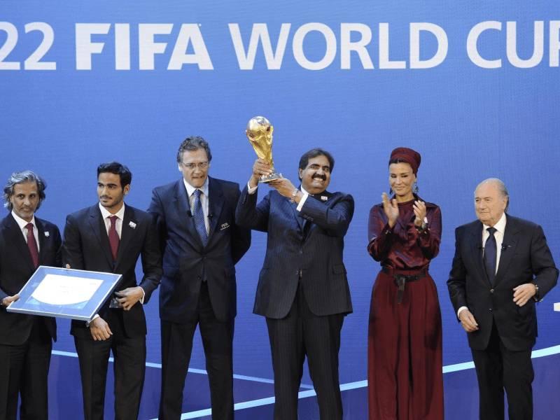 Lajm i befasishëm, Botërori 2022 mund të luhet në SHBA