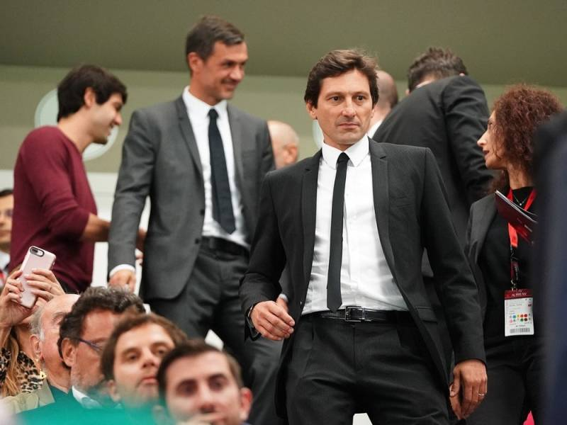 Leonardo largon 'fantazmat' Donadoni dhe Conte