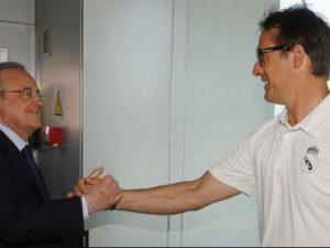 Lopetegui takohet me presidentin Perez, kjo është situata në Madrid
