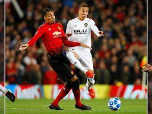 Manchester United tjetër hap fals, barazon ndaj Valencias