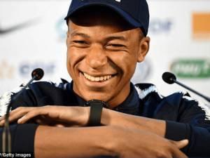 Mbappe ka një dëshirë: të stërvitet me Wenger, por varet nga Zidane