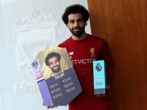 Mbreti Salah shkruan historinë, triumfon përsëri në Premier League