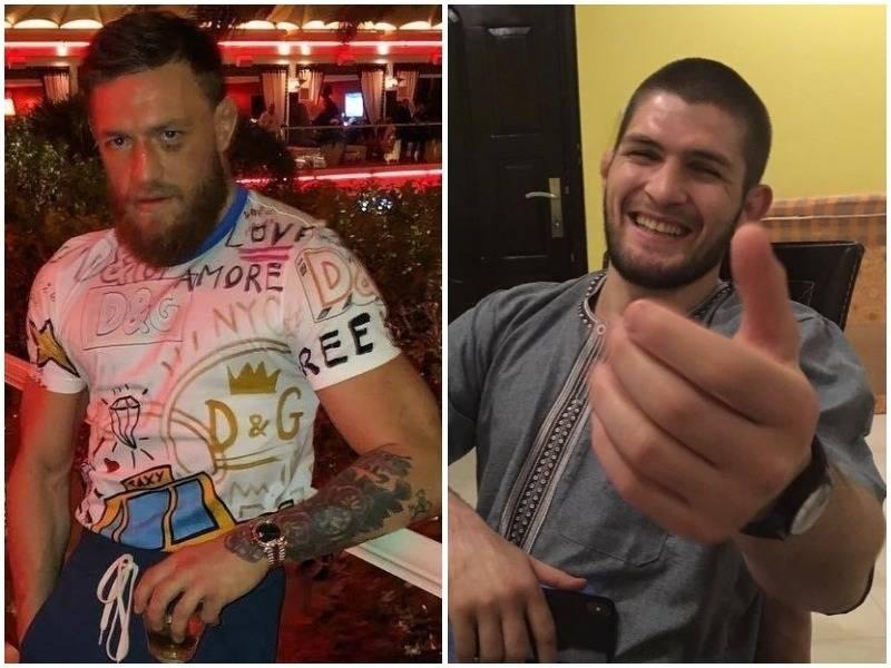 """McGregor thotë """"fitova betejën"""", Khabib e përqesh"""