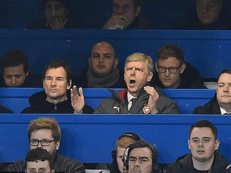 Më në stres se kaq Morata nuk mund ta vinte Wenger-in