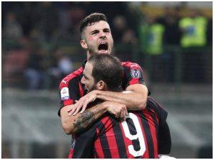 Milan vetëm tri pikë larg Champions, por sa vuajtje me Sampdorian / VIDEO