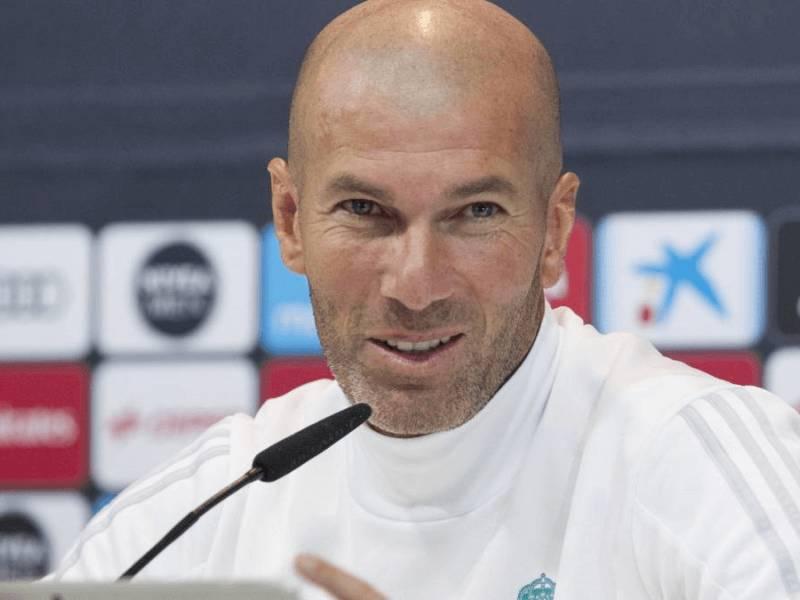 Moment i zi, Zidane: Faji mbi të gjitha i imi
