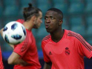 Nëntë klube duan transferimin e Vinicius nga Real Madridi