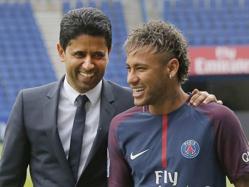 Neymar te Real-i? Al Khelaiffi thotë fjalën e tij