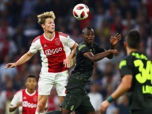 PSG sfidon klubet e mëdha të Evropës për yllin holandez