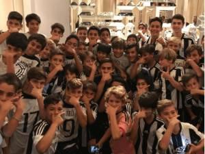 Paulo Dibala me fansat specialë, më gjeni dot?