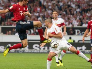 Për Bayern Munchen ishte e lehtë kundër Stuttgart (video)