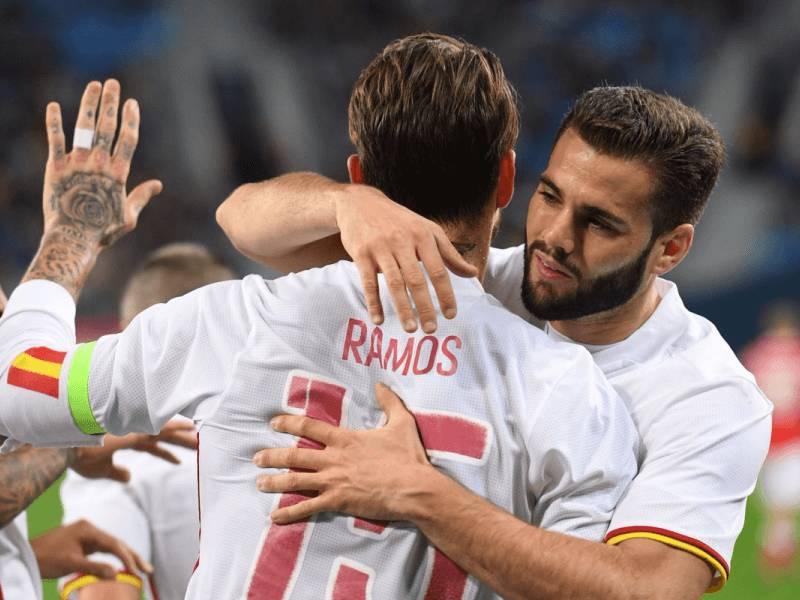 Ramos bën sulmuesin, Spanja ndalet në Rusi