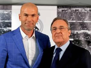 Real-Juve dhe Barça-Roma, Perez ka katër fiksime